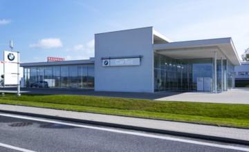 BMW autosalon Liberec