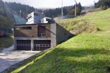 Budova pro tělovýchovu