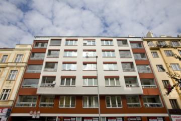 Bytový dům praha - V Horkách